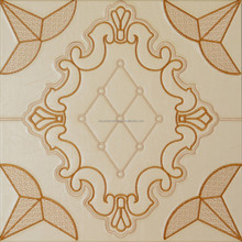 Europe and the US style 3D Leather wall plate for dining room