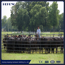 Corral fence panel with round pipe in china Used for livestock panels