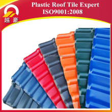 ASA coated plastic high quality roofing sheet/upvc panel/flashing board