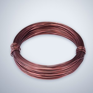 8swg/awg size Enameled Copper clad aluminum wire