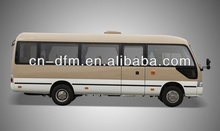 2017 hot sales Dongfeng light city buses for sale