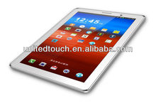 China best 9.7 inch Android Tablet with built in 3g phone Call 16GB Android 4.0 Bluetooth China manufacturer