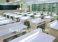 Lab desk/school physical table/chemistry lab table