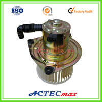 Truck air conditioning denso 24v blower motor for Kato Sumtiomo