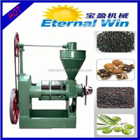 hot sale biodiesel virgin screw oil press machine