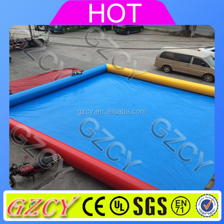 Giant for kids adult outdoor game inflatable swimming pool