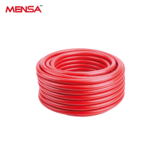 Canvas Fire Fighting Hose pipe, rubber lining fire hose