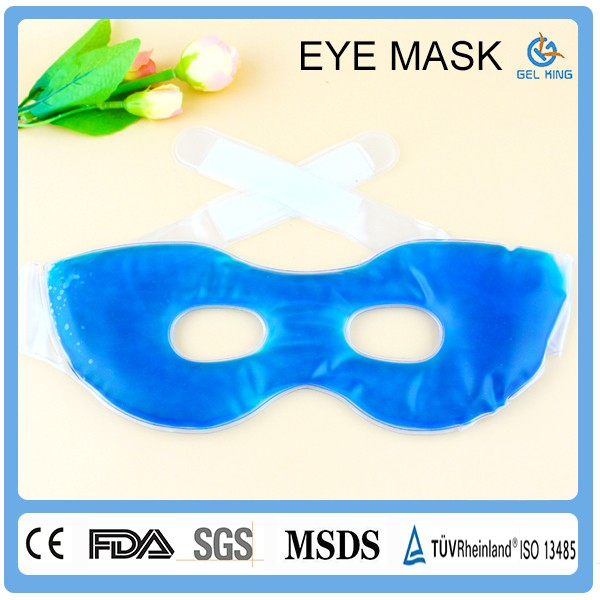 Amazon Bestseller Reusable 3D Eye Mask Sleep Hot And Cold Eye Mask