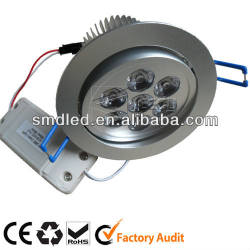 "4"" 7W led ceiling light"