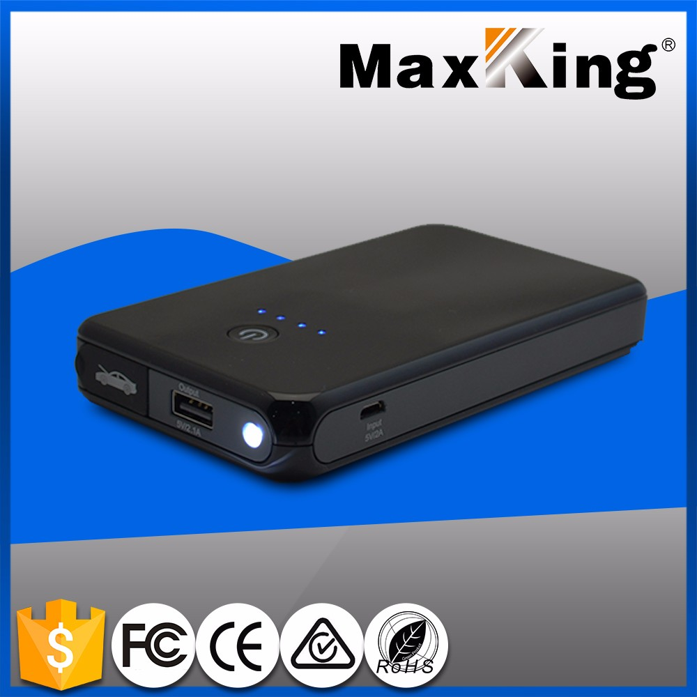 china wholesale high quality car jump starter power bank 8000mah power supply