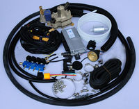 CNG LPG conversion kit for cng multipoint sequential injection system