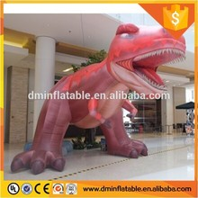 inflatable blue dragon mascot for event/ giant inflatable dragon model