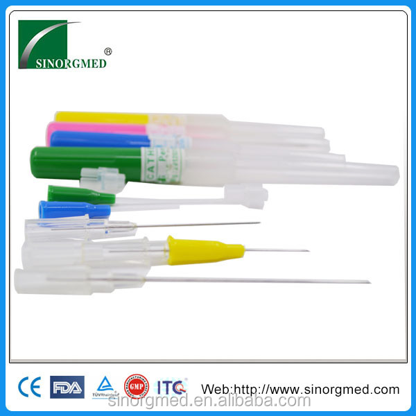 Medical Disposable Straight IV Catheter Pen Type
