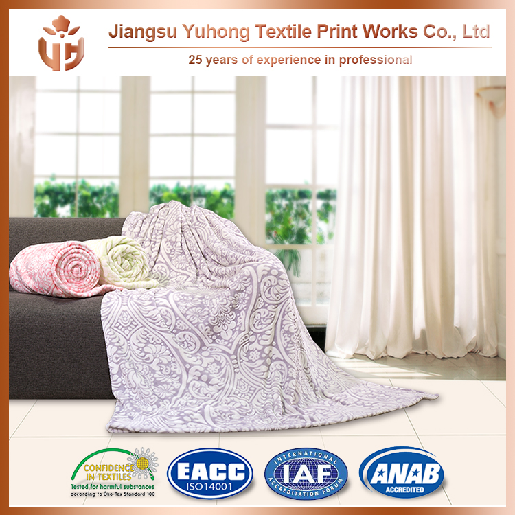 Home textile south korean blanket