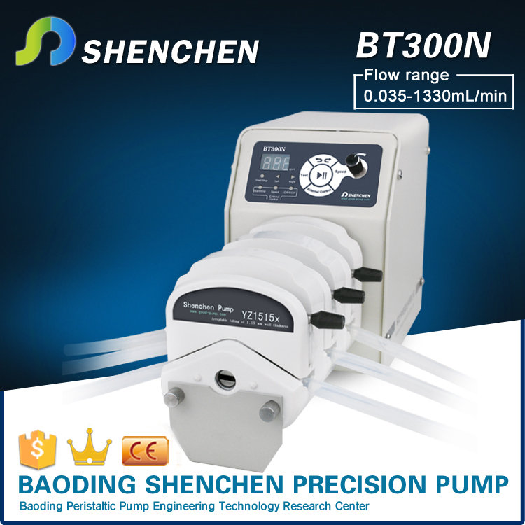 bt300n pharmacuetical peristaltic pump