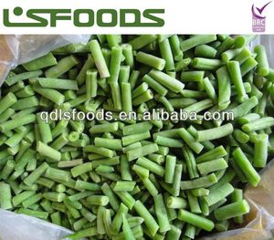 2014 Chinese new crop IQF frozen green beans best price