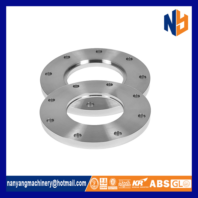Casted forged steel stainless flange