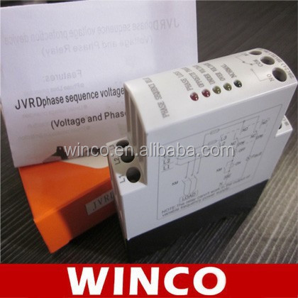 JVRD over voltage protection relay
