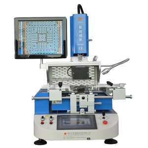 Factory Price Automatic Optical BGA and LED Rework Station WDS-620