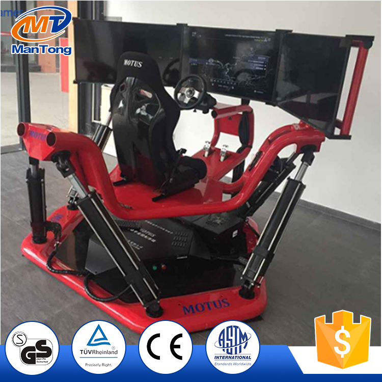 premium quality new racing game machine driving car simulator for sale