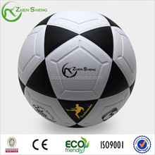 Zhensheng football exportateurs pvc
