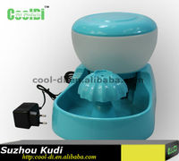 Cat water feeder, automatic fresh water drinker
