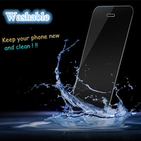 2.5D 9H Hardness Anti-Scratch Tempered Glass For Tecno L8 Screen Protector