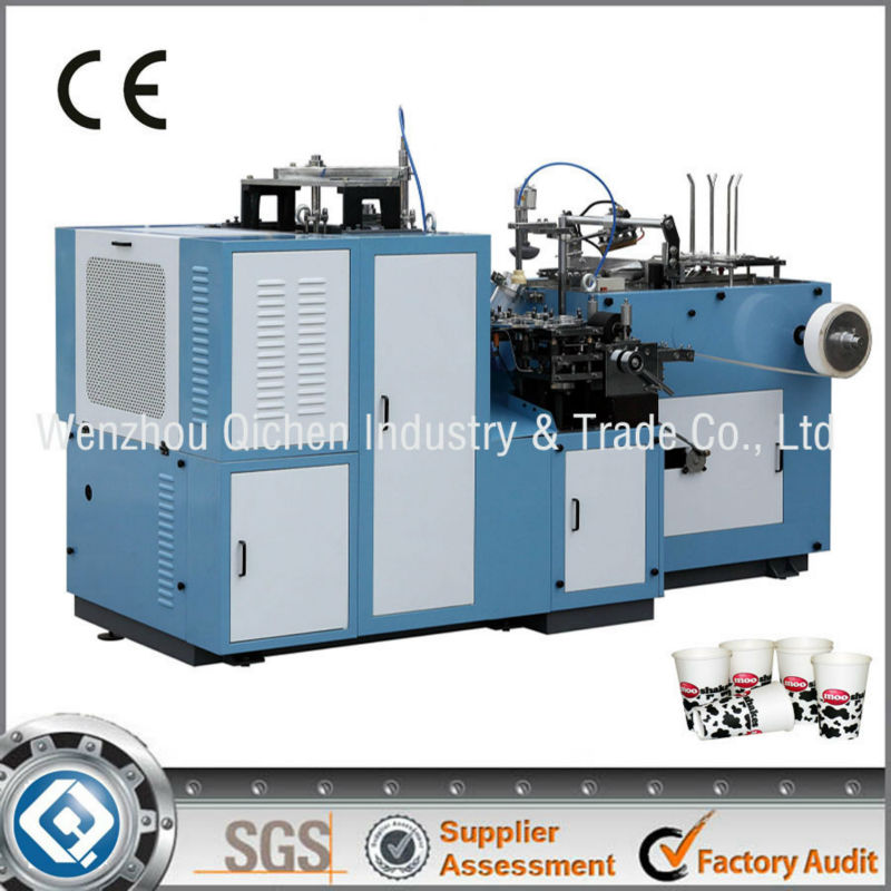 Favorable Price ZBJ-H12 juice cup sealing machine automatic paper cup forming machine