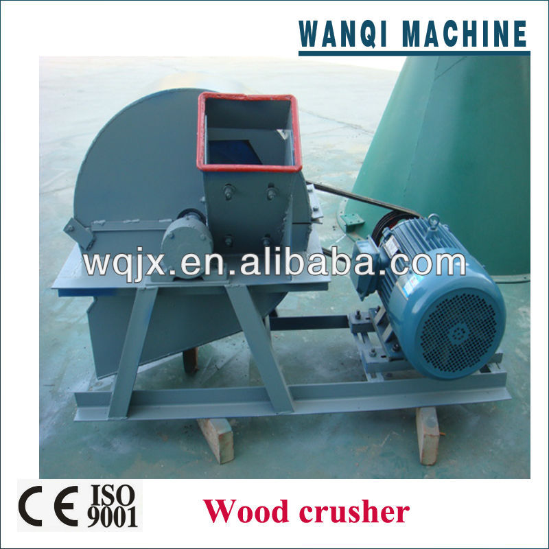 wood crusher from professional <strong>manufacturer</strong> of wanqi