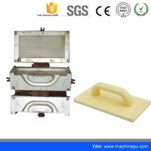 Polyurethane foam plastic injection parts darby plastering mold making