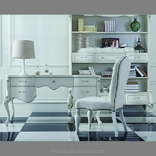 nice design for writing table and writing chair