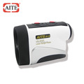 Low power consumption 400m speed measurement hunting laser rangefinder