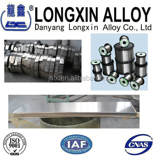 Inconel alloy 625 materials