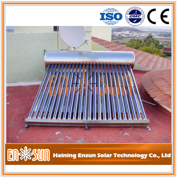 Quality-Assured Copper Coil Heat Exchanger Solar Water Heater