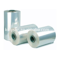 Normal clear plastic film PVC heat shrink film