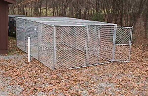 Welded Wire Dog Kennel Xx