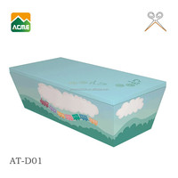 AT-D01 trade assurance supplier reasonable price wooden pet casket
