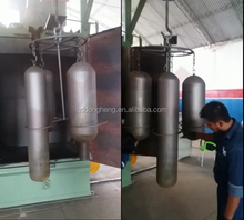 LPG/CNC/Gas Cylinder Shot Peening cleaning blasting Machine Made In China