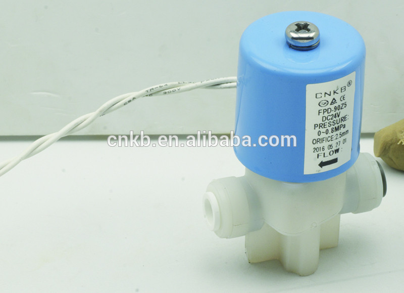 CNKB Water household appliance Inlet water solenoid valve DC12V