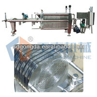 CE diatomite filter for beer