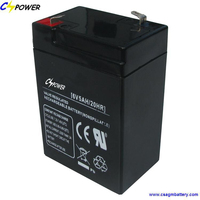 6V 5Ah AGM Battery for Power Wheel (CS6-5)