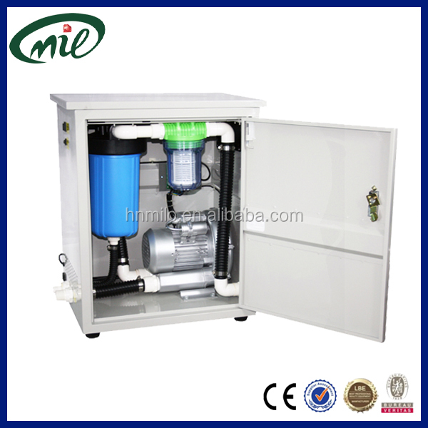 Dental hospital clinic non-stop medical suction unit equipment/portable dentistry suction unit