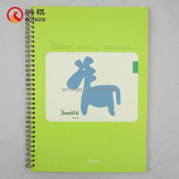 N142-B New products 2016 notebook stationery supplier plastic notebook rings,digital notebook