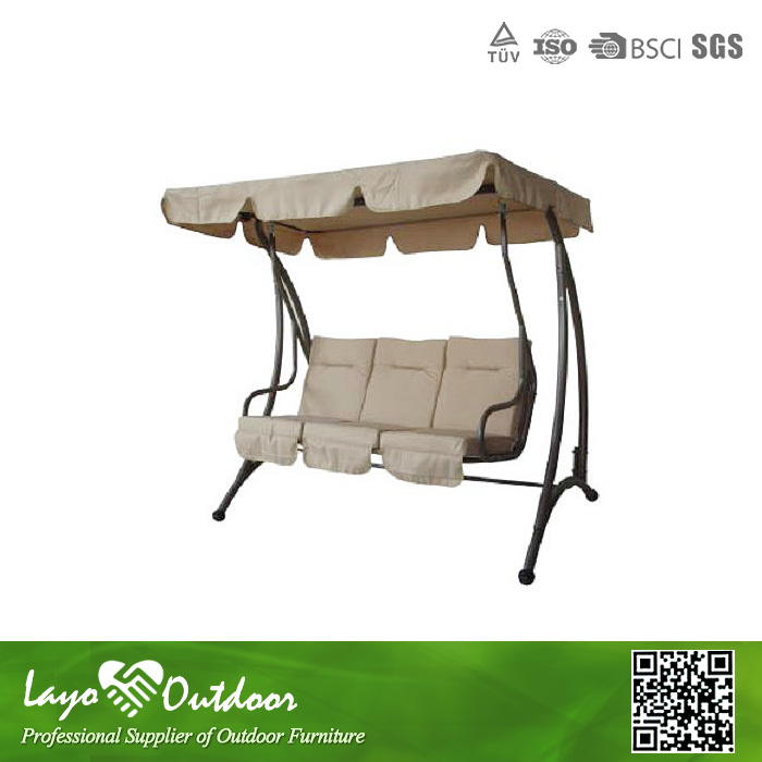 Over 20 years experience luxury canopy swing patio swing with high quality