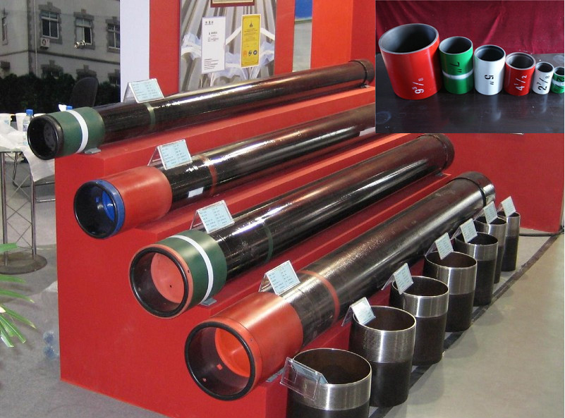Wholesale China best selling ape tube tube oil casing pipe for oil well drilling in steel pipes