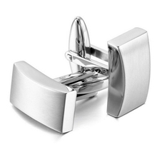 Hot Sale Stainless Steel Cufflinks Classic Wedding Cufflink for Men