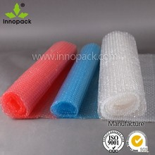 Multicolor anti-static protective pe air bubble roll film wrap