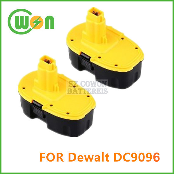 18V 3Ah Replacement Battery for Dewalt DC9096 DE9096 DW9096 DE9039 DE9095 DW9095 DE9098 DW9098 DE9503