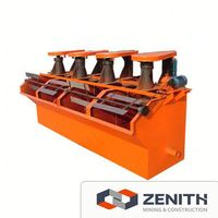 Zenith gold flotating separator, gold flotating separator for sale