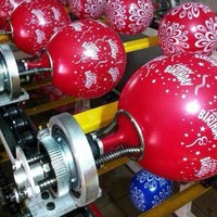 China Manufacturer best high quality balloon printing machine